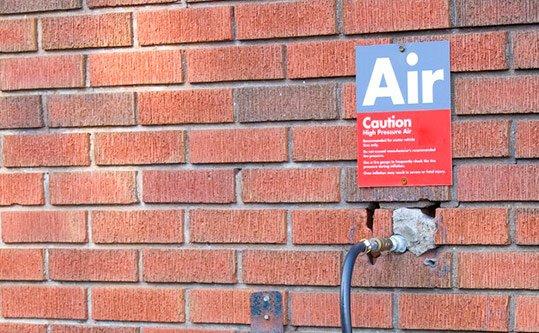 Air Pump Near Me >> Free Air In California Free Air Near Me