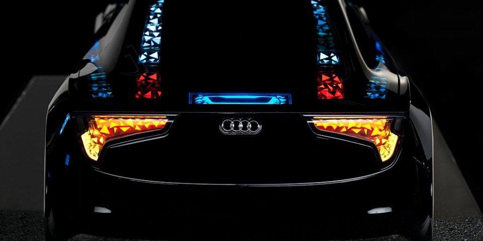 Audi autopilot car